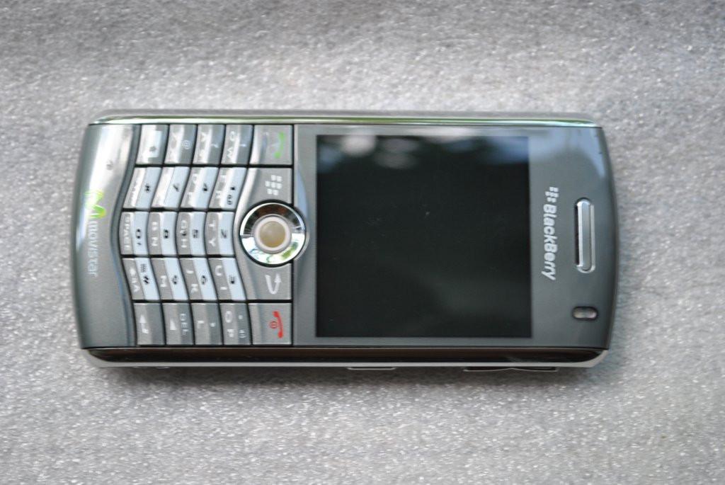 Blackberry 8110 рабочая без акб