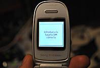 Sony Ericsson Z300i №2  на запчасти