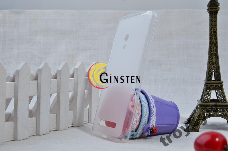 Чехол бампер накладка для Asus ZenFone 5 Белый