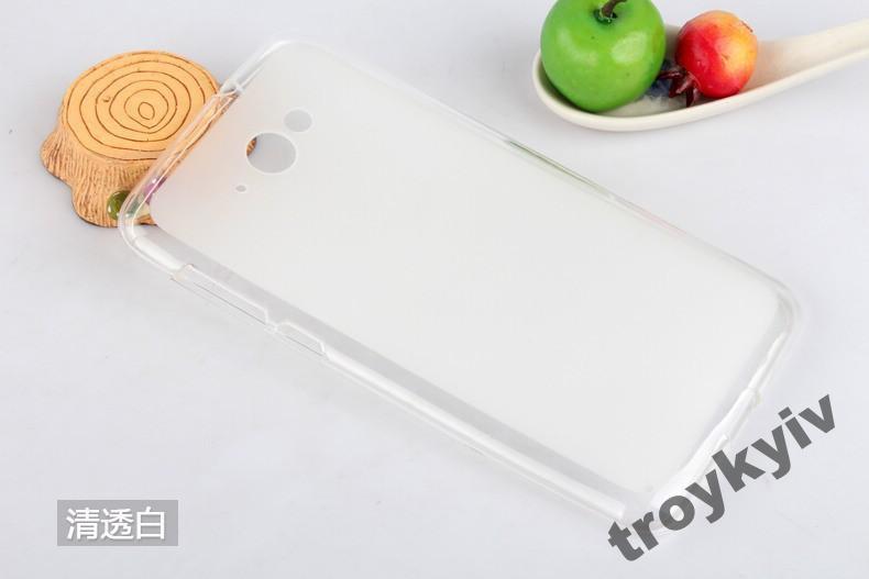 Чехол бампер на Lenovo S930 НАЛИЧИЕ Белый