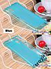 Чехол бампер на Lenovo P780 НАЛИЧИЕ Синий