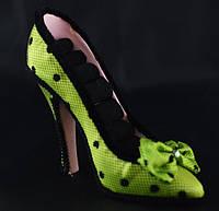 Коллекционный туфель. Шкатулка для колец