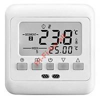 LED терморегулятор теплый пол 6.0kW, воздух+пол Termo+ A008 30A