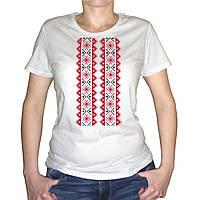 """Женская футболка """"Вышиванка"""""""