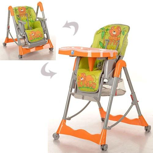 Сделать детский стульчик для кормления чертежи