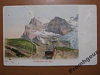 Железная дорога в горах. 1903 г.