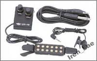 Звукосниматель для гитар с микрофоном QH-6B