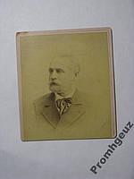 Старинная фотография. 1892 г.