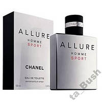 Chanel Allure Homme Sport 100ml лицензия