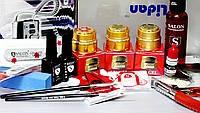 Набор для наращивания ногтей гелем Salon Proffessional PREMIUM + УФ Лампа 9 Ватт