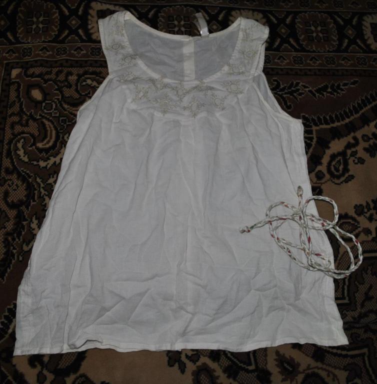 Блузка женская на подвязке Springfield L