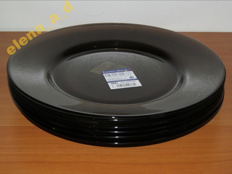Комплект обеденных тарелок Directoire Eclipse