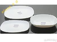 Столовый сервиз Luminarc Lotusia White 18  (H3527)