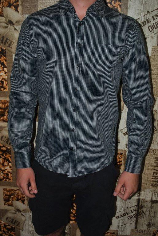 Рубашка мужская Pull&Bear L