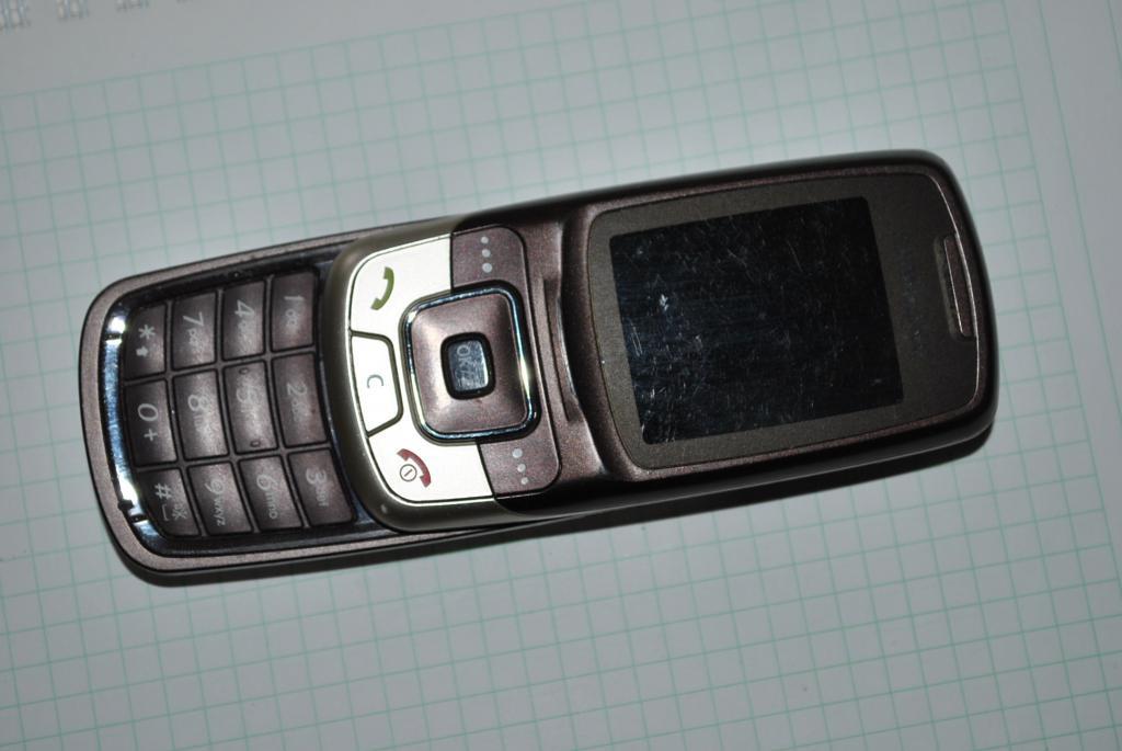 Samsung c300 на запчасти