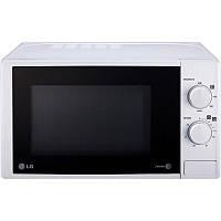 Микроволновая печь LG MS-2024 D, 20л, 700Вт, механ