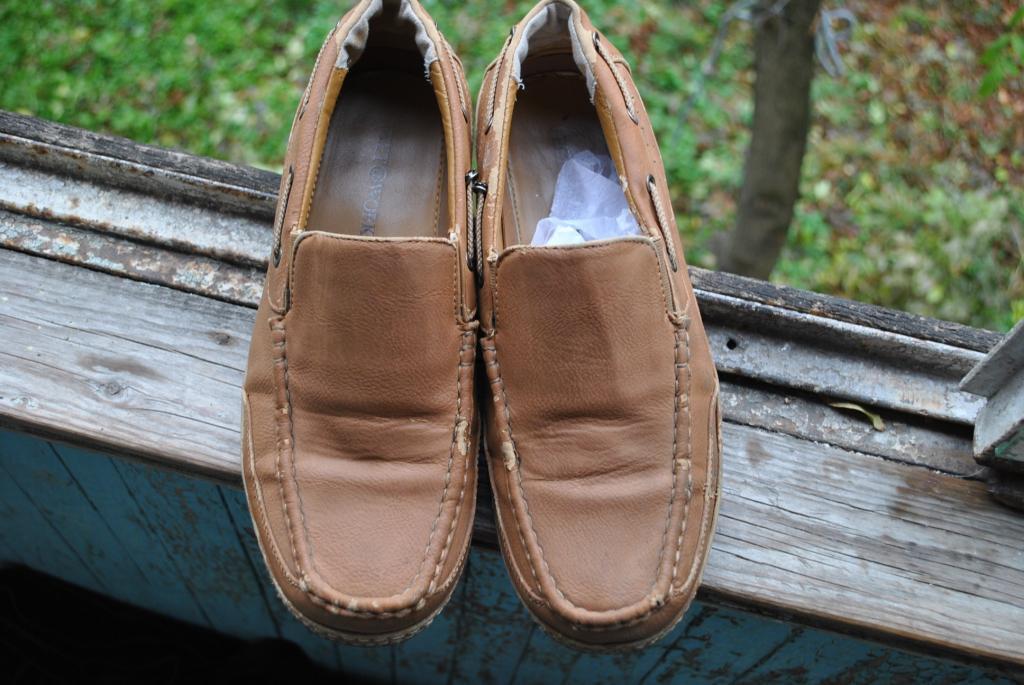 Туфли мужские кожаные 27 см