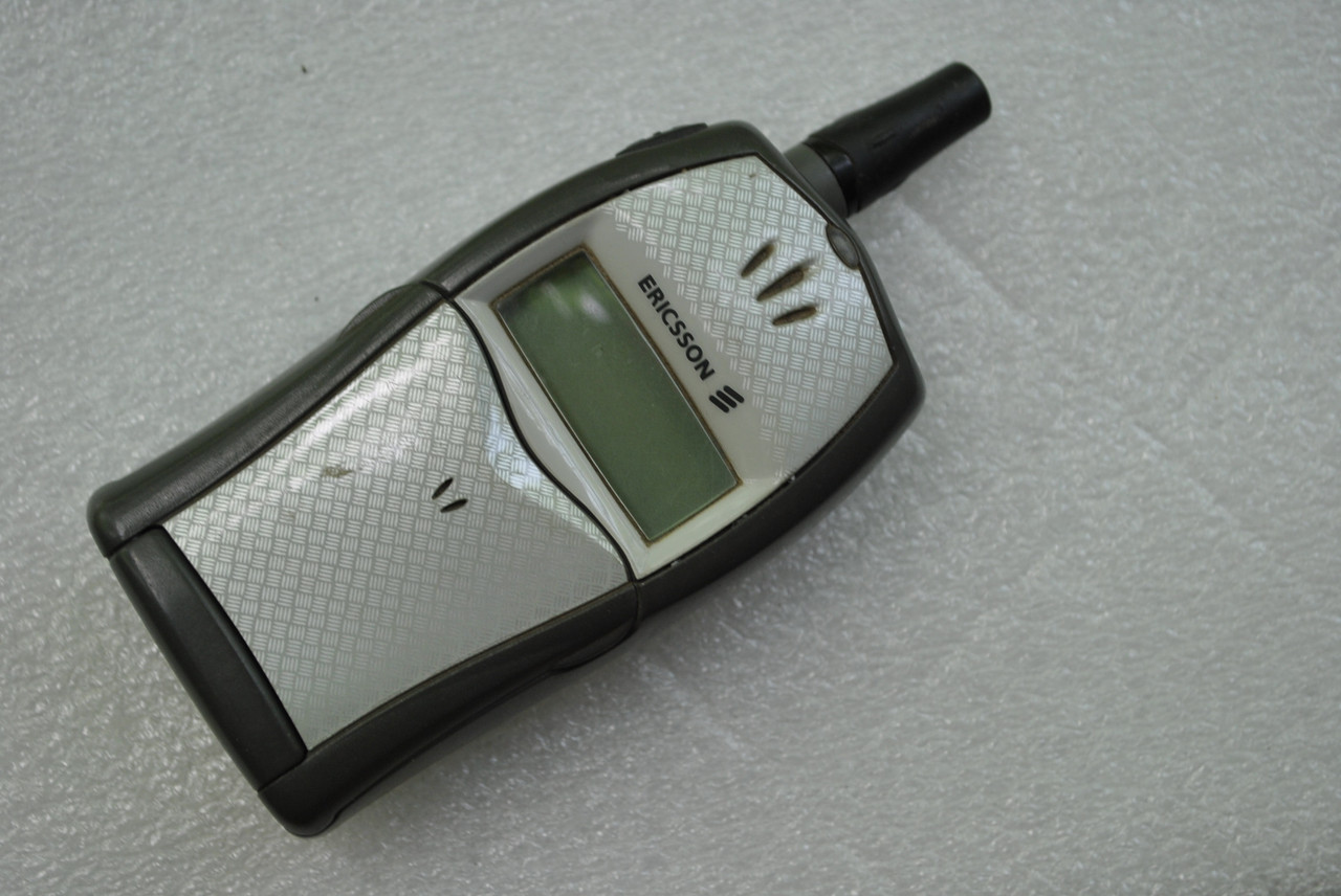 Ericsson T20s №3 залочен под оператора
