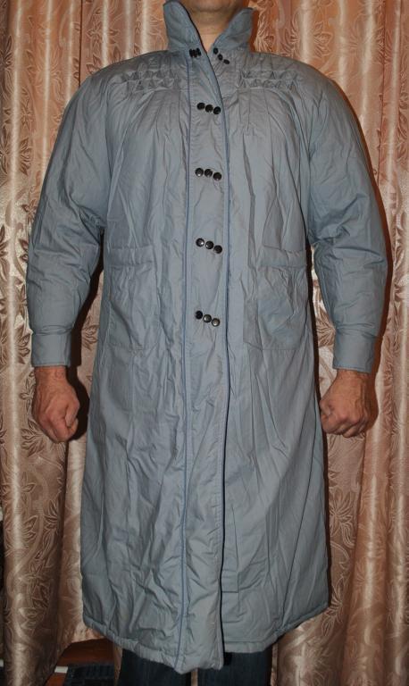 Пальто пуховик зимнее времен СССР 50-52 размеры