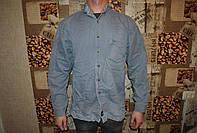 Мужская рубашка Quechua Decathlon L 100% хлопок