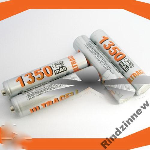 Аккумуляторы ULTRACELL AAA объем 1350 Под заказ!
