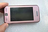 Samsung S5230 полоски на экране