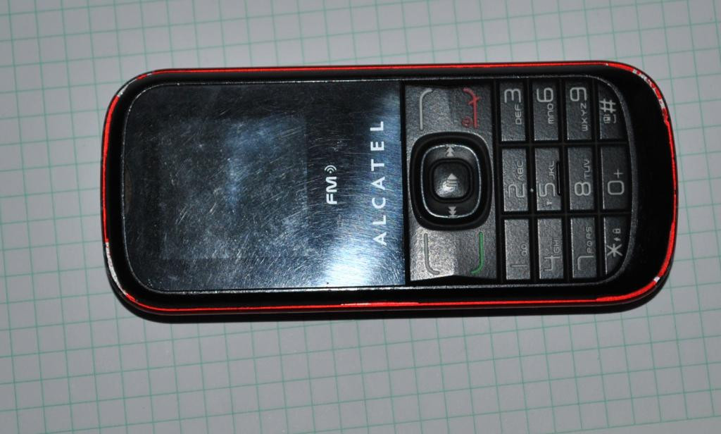 Alcatel One Touch 306 сломано зарядное гнездо