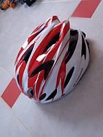 Шлем велосипедный Giant  с козырком Размер: 53-61cm