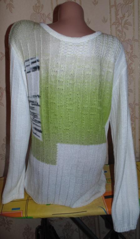 Интересный свитер 50-52р