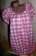 Натуральная футболка 52-54р