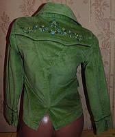 Яркий пиджак от 7 лет