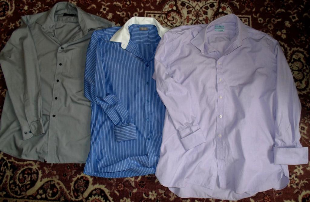 Лот отличных рубашек,состояние новых,качество!