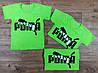 Футболки для мальчиков и девочек 86-116рр., цвета