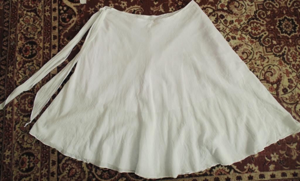 Пляжная юбка 54-56р,сост.отличное