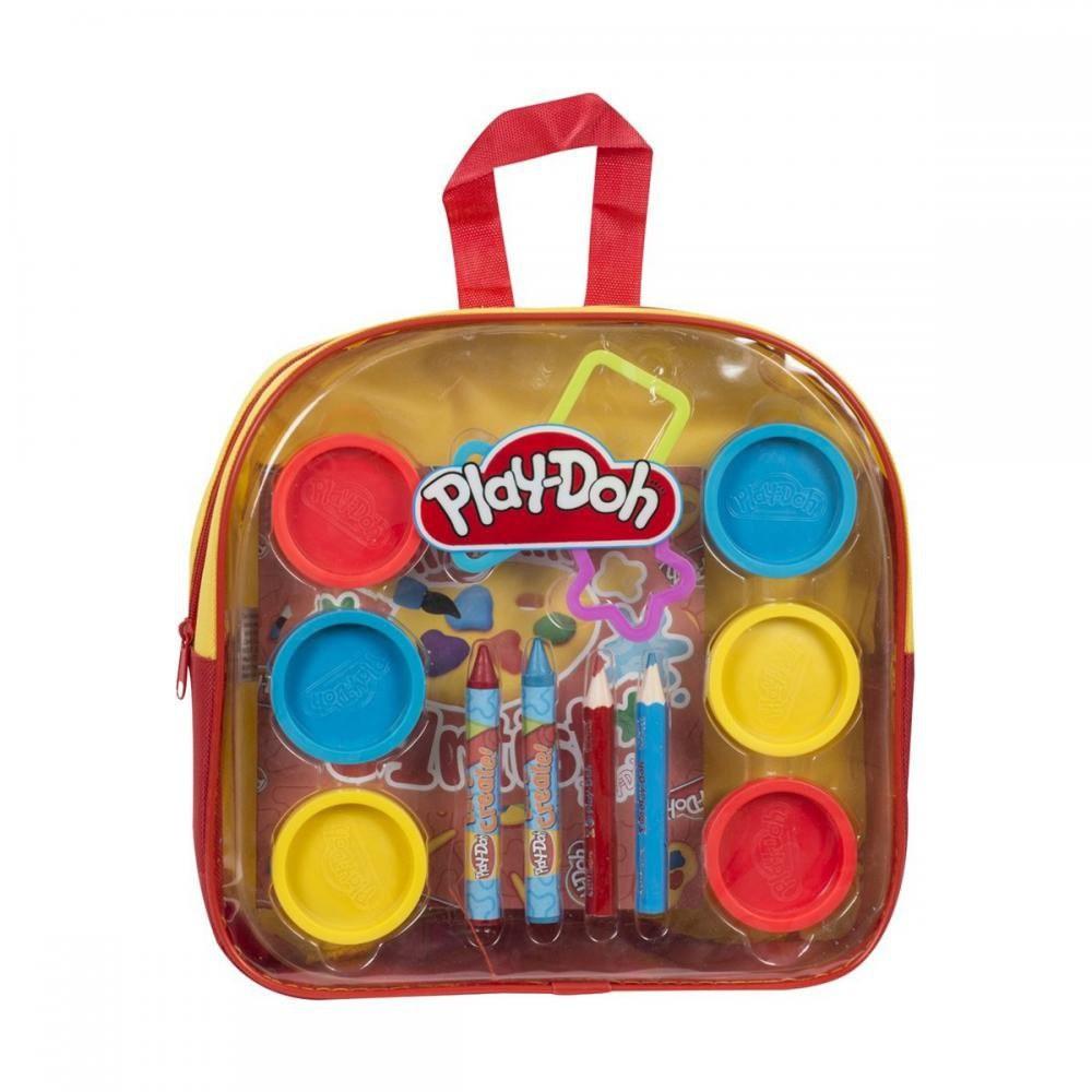 """Игровой набор """"Рюкзак"""" Play-doh"""