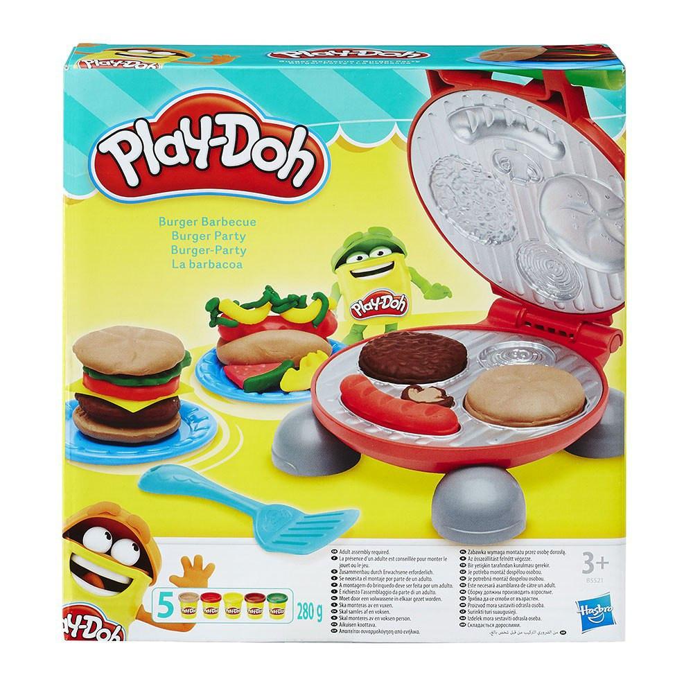 "Play-Doh, игровой набор ""Бургер гриль"""