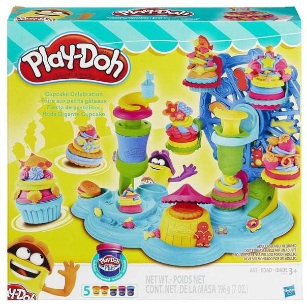 """АКЦИЯ!!! """"Карнавал сладостей""""  Play-Doh"""