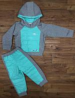Спортивные костюмы 128-146рр., трехнить, расцветки