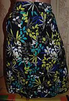 Яркая юбка 54р