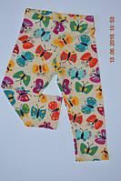 Лосины для девочек 1-8 лет, разные расцветки.