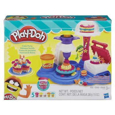 """Набор """"Сладкая вечеринка"""" Play-Doh"""