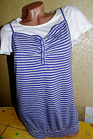 Туника-футболка Tammy(состояние новой) 42-44р
