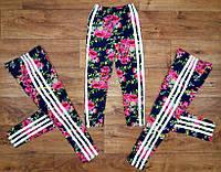 Лосины для девочек 80-116рр., цвета