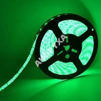 Светодиодная лента SMD 5630 5м 300 led зеленый