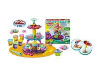 "АКЦИЯ!!! Набор ""Башня кексов"" Play-Doh"