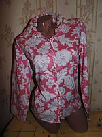 Блуза 100% хлопок 46-48р