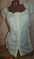 Нарядная блуза 60-64р