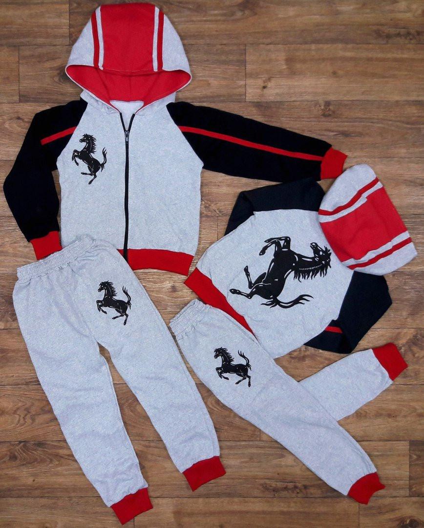 Спортивные костюмы 86-116рр., 2 цвета.