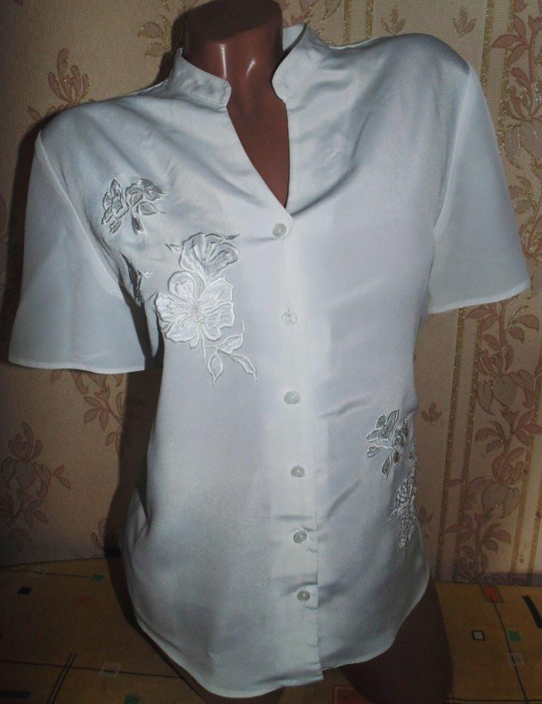 Нарядная блуза 48-50р,состояние новой