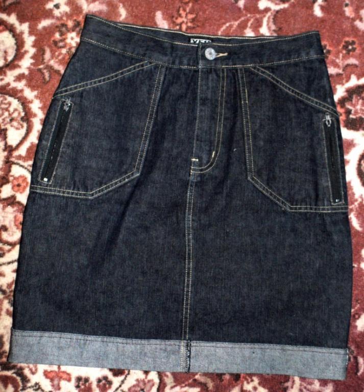 Модная качественная юбка 42-44р